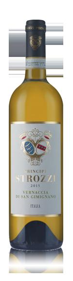 Principe Strozzi Vernaccia San G Docg 2015