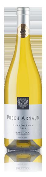Puech Arnaud Chardonnay 2013 Chardonnay