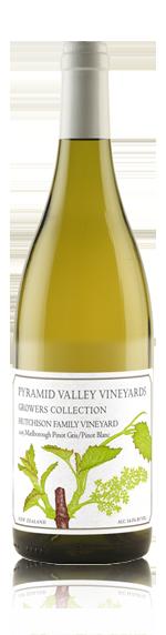 Pyramid Valley Hutchinson Family Vineyard Pinot Gris/Pinot Blanc 2015