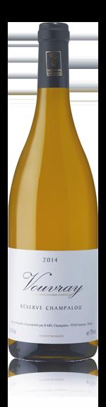 Reserve Champalou Vouvray Aoc 2014 Chenin Blanc