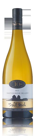 Split Rock 10Th Anniversary Reserve Sauv Blanc 2015 Sauvignon Blanc