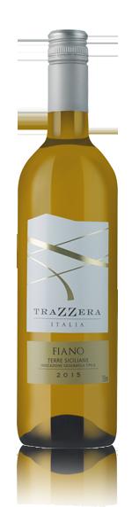 vin Trazzera Fiano Terre Siciliane Igt 2015 Fiano