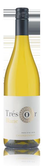 Tresor Blanc Chardonnay 2015 Chardonnay