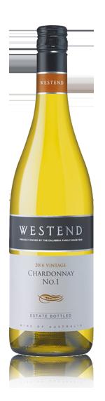 vin Westend Est No.1 Chardonnay 2016 Chardonnay