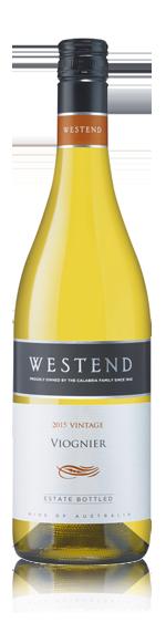 vin Westend Estate Viognier 2015 Viognier