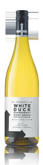 White Duck Chard Pinot Grigio 2015 Chardonnay
